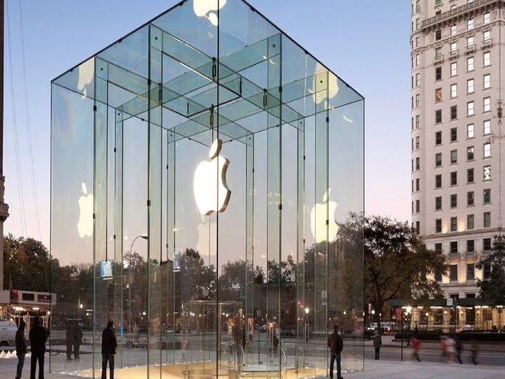 एपल ने ऐप स्टोर से हटाए 4500 चीनी गेम्स, चीनी सरकार की इंटरनेट पॉलिसी के दवाब में आकर लिया फैसला|बिजनेस,Business - Dainik Bhaskar
