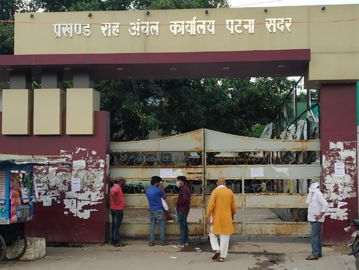 विधान परिषद के सभापति के बाद अब शपथ लेने वाले गुलाम गौस और उनकी पत्नी भी संक्रमित|बिहार,Bihar - Dainik Bhaskar