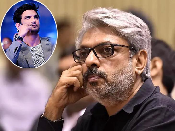 संजय लीला भंसाली के मुताबिक उन्होंने सुशांत को चार फिल्में ऑफर की थीं। लेकिन फिल्म पानी की तैयारियों में लगे रहने की वजह से उन्होंने एक भी फिल्म के लिए हां नहीं कहा। - Dainik Bhaskar
