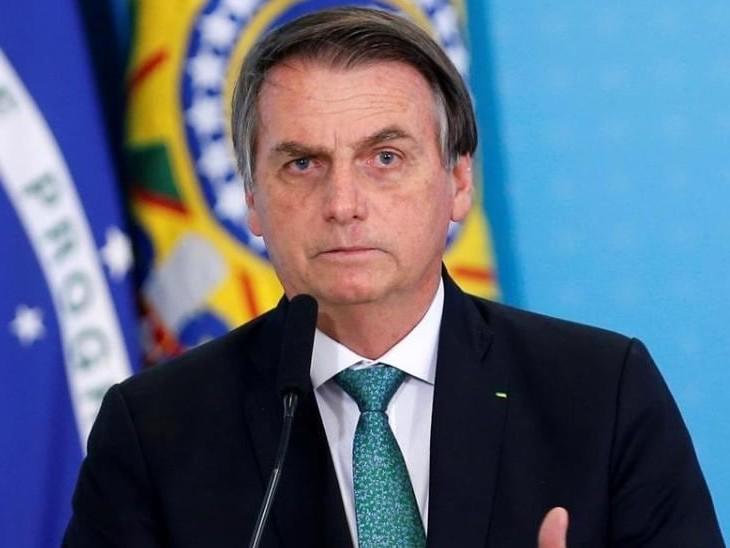 The US officially separated itself from the WHO, Brazil's Corona positive; 1.18 crore cases in the world   अमेरिका ने आधिकारिक तौर पर खुद को डब्ल्यूएचओ से अलग किया, ब्राजील के राष्ट्रपति कोरोना पॉजिटिव; दुनिया में 1.18 करोड़ केस