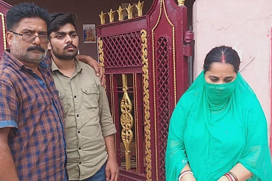 विकास दुबे के साले और भतीजे को यूपी पुलिस ने रिहा किया, घर तक छोड़ने आई एसटीएफ की गाड़ी मध्य प्रदेश,Madhya Pradesh - Dainik Bhaskar