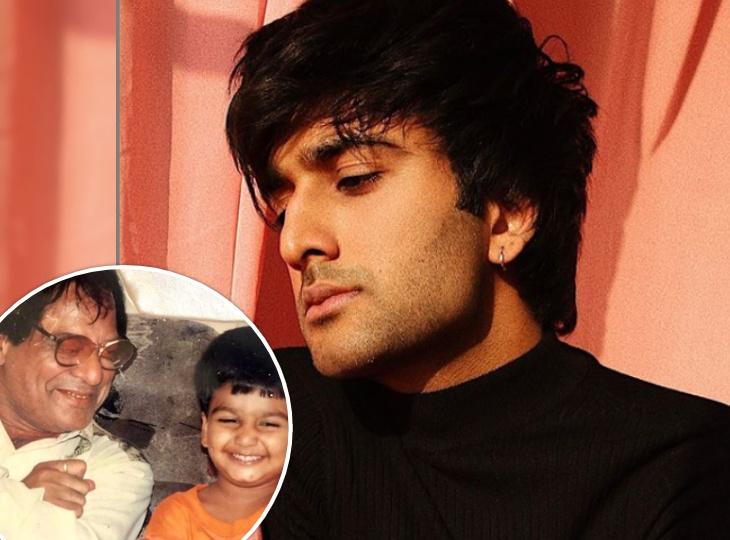 मीजान जाफरी को हमेशा याद रहेंगे दादाजी जगदीप के कहे हुए आखिरी शब्द, तारीफ करते हुए कहा था- 'हैंडसम लग रहे हो'|बॉलीवुड,Bollywood - Dainik Bhaskar