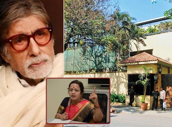 अमिताभ के बंगले वाले जुहू इलाके में चलेगा धारावी जैसा ऑपरेशन, मेयर किशोरी ने साफ कहा- 'बीएमसी नहीं लेगी कोई रिस्क' बॉलीवुड,Bollywood - Dainik Bhaskar