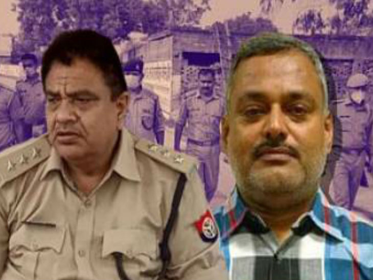 पोस्टमार्टम रिपोर्ट में खुलासा: सीओ दवेंद्र मिश्र को मारी गई थी 4 गोलियां, इनमें से तीन तो शरीर के आरपार हो गईं थीं|उत्तरप्रदेश,Uttar Pradesh - Dainik Bhaskar