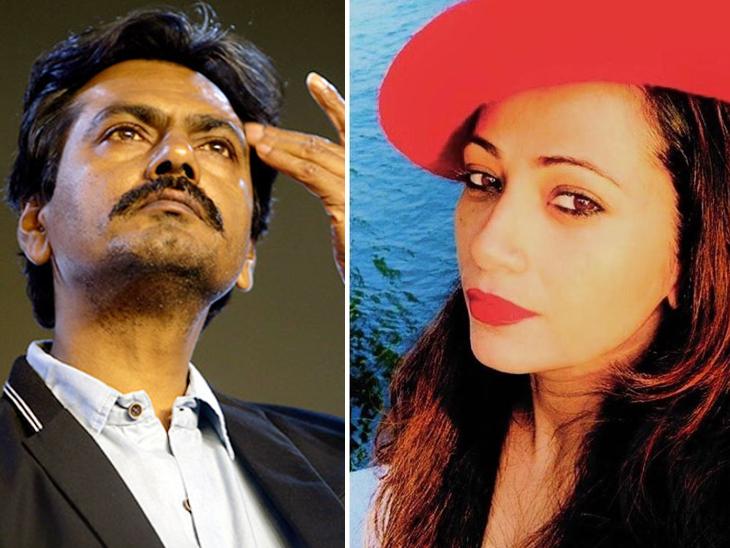 नवाजुद्दीन की पत्नी आलिया ने लगाए एक्स्ट्रा मैरिटल के आरोप, बोलीं- जब मेरी डिलीवरी हो रही थी, तब वे अपनी गर्लफ्रेंड से बात कर रहे थे|बॉलीवुड,Bollywood - Dainik Bhaskar