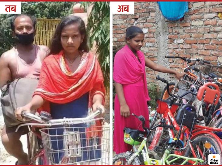 60 दिन में बदली जिंदगी, 6 लाख रुपए, चार साइकिल और बहुत से गिफ्ट मिले, कहती है- सब पेटी में रख दिए हैं, नया घर बनेगा तो बाहर निकालूंगी
