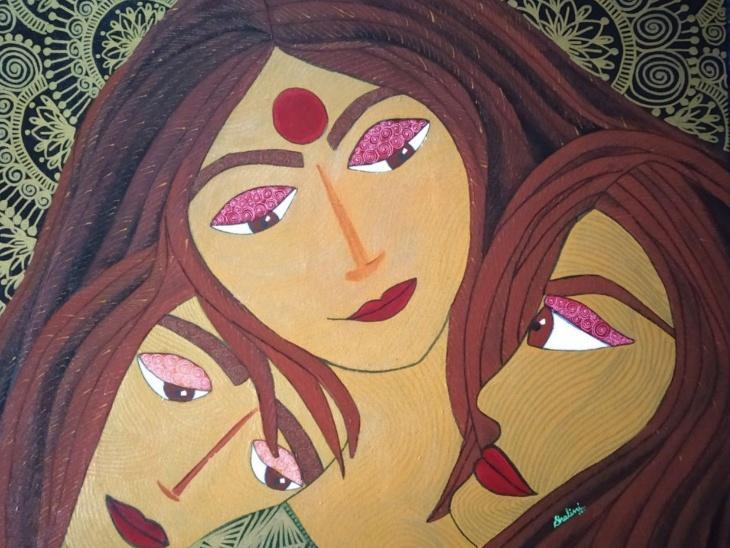 दिल का रिश्ता, वर्क फ्रॉम होम और छोटी सी चाहत, महिलाओं और पुरुषों के अलग-अलग रूप को दर्शाती 3 लघुकथाएं|लाइफस्टाइल,Lifestyle - Dainik Bhaskar