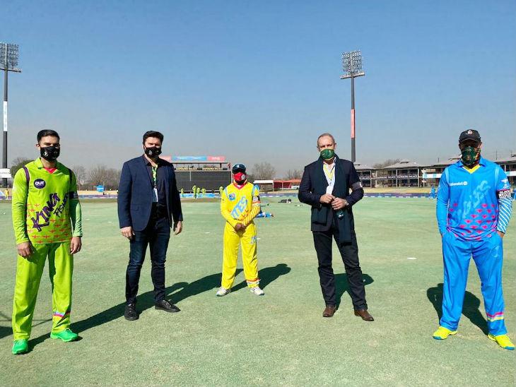 3T Cricket Live | 3TC Solidarity Cup South Africa Latest News Live Updates; AB de Villiers (Eagles) vs Quinton de Kock (Kites) vs Heinrich Klaasen Kingfishers | ईगल्स ने 12 ओवर में 160 रन बनाकर गोल्ड जीता, काइट्स को सिल्वर और किंगफिशर्स के नाम ब्रॉन्ज; डिविलियर्स और मार्कराम के अर्धशतक