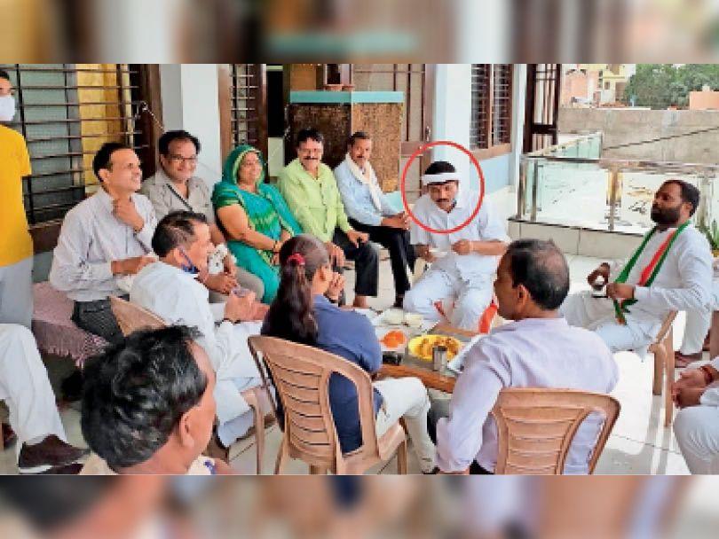 Pradyuman sent to Karaira by making Lodhi voters in charge to keep him in  charge | लोधी वोटरों को रिझाने प्रभारी बनाकर जिन प्रद्युम्न को करैरा भेजा,  वे भाजपा पर रीझे, उलझन