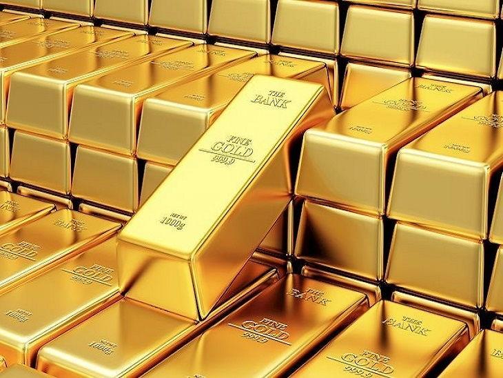पिछले एक साल में सोने की कीमत में करीब 38 फीसदी का उछाल आया है - Dainik Bhaskar