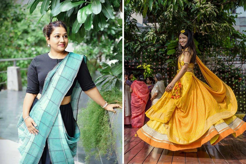 Dolly Jain's clients have been wearing saris for 15 years, including Nita Ambani and Sonam Kapoor, to wear a sari from 35 thousand to lakh rupees | डॉली जैन नीता अंबानी और सोनम कपूर को भी पहना चुकी हैं साड़ी, एक साड़ी पहनाने की फीस 35 हजार से एक लाख तक