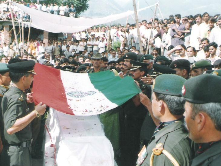 9 जून 1999 को सौरभ कालिया का शव उनके घर पहुंचा था। अंतिम दर्शन के लिए पूरा शहर उनके घर पहुंचा था।