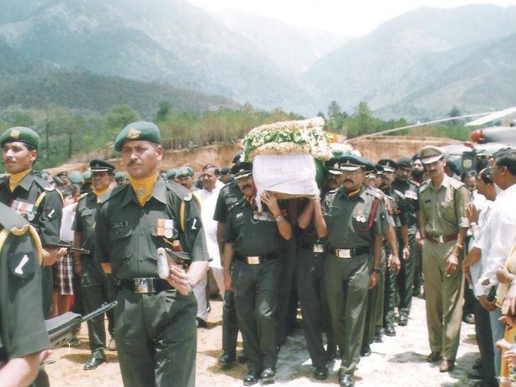 14 मई को कैप्टन सौरभ कालिया अपने पांच जवानों के साथ बजरंग चोटी पर पहुंचे थे। उसके बाद पाकिस्तान ने उन्हें बंदी बना लिया और 22 दिन बाद उनका शव सौंपा।