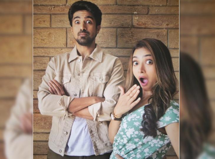 Saqib Saleem and Shweta Basu Prasad to appear in zee5's upcoming film 'Comedy Couple', shooting started in Mumbai a week ago | जी 5 की अपकमिंग फिल्म 'कॉमेडी कपल' में नजर आएंगे साकिब सलीम और श्वेता बासु प्रसाद, एक हफ्ते पहले मुंबई में शुरू हुई शूटिंग