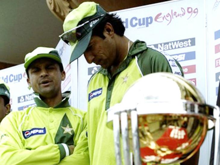 Former Pakistan batsman Aamer Sohail believes the Wasim Akram led-side played like a local team in the 1999 World Cup where they finished as runners-up | पूर्व बल्लेबाज ने कहा- 1999 वर्ल्ड कप में लोकल टीम की तरह खेली थी पाकिस्तानी टीम, अफरीदी को टीम में शामिल करना बड़ी गलती थी
