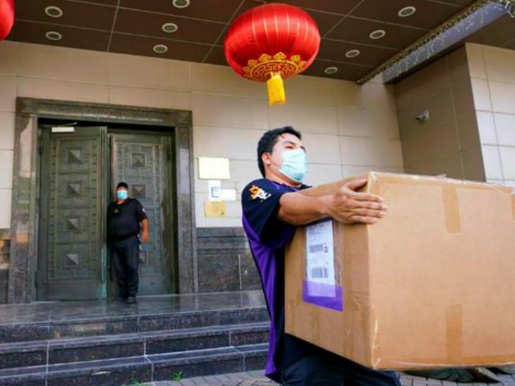 तलाशी के बाद कई बॉक्स बाहर लाए गए। हालांकि, इनमें क्या था। इसकी जानकारी अब तक सामने नहीं आ सकी है।