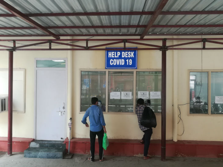 Coronavirus in Delhi : Ground Report From covid-19 hospitals in india   सुस्ताते बेफिक्र अस्पतालों में माहौल ऐसा, जैसा बारात को विदा कर चुके घर में होता है, हॉस्पिटल में मरीज कम हुए, लेकिन दिल्ली में नहीं