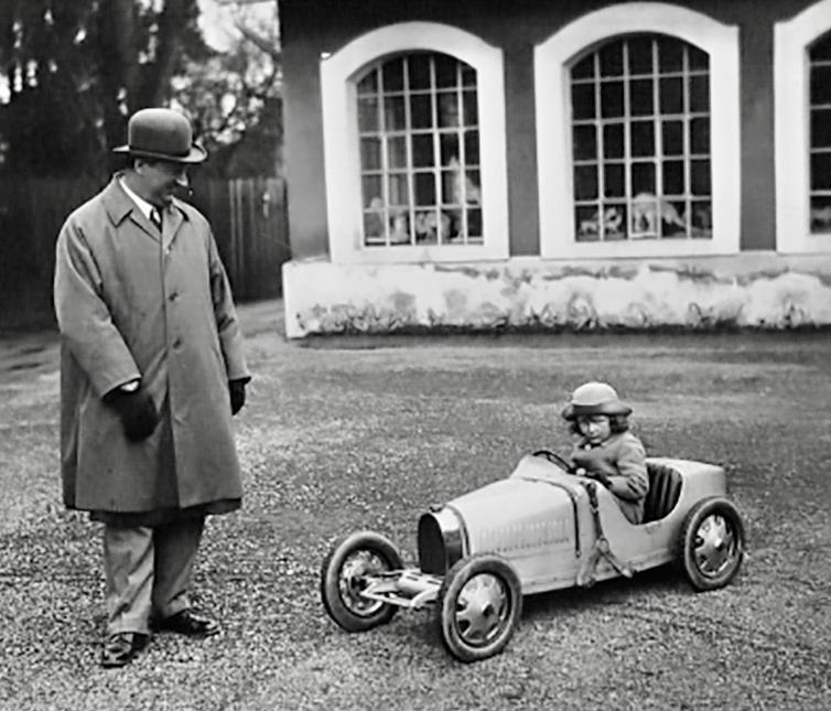 1926, बुगाटी बेबी