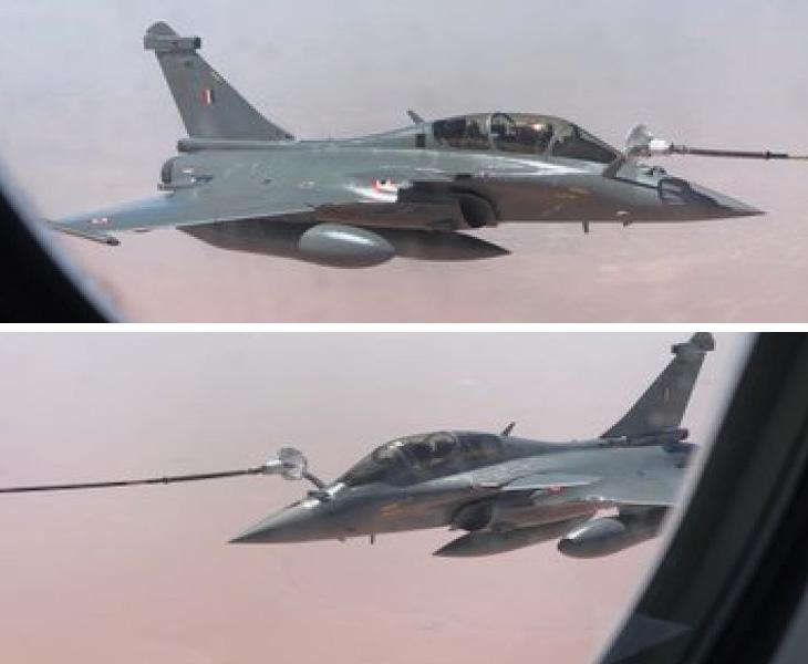 राफेल लड़ाकू विमान फिलहाल रास्ते में हैं। इन मल्टी-रोल फाइटर जेट्स के शामिल होने से भारतीय वायुसेना की ताकत कई गुना बढ़ जाएगी।