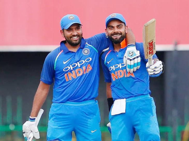 कोहली पहले और रोहित दूसरे नंबर पर बरकरार, टॉप-20 बल्लेबाजों में सिर्फ 3 भारतीय; गेंदबाजों में बुमराह दूसरे स्थान पर|क्रिकेट,Cricket - Dainik Bhaskar