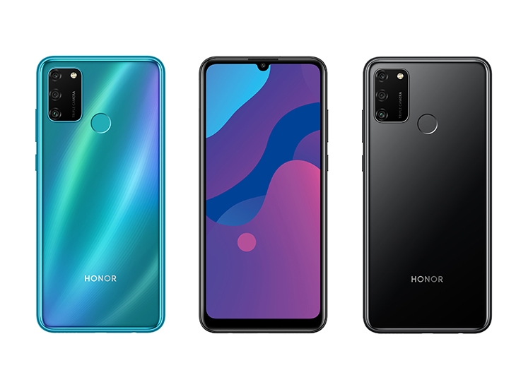 Equipped with a great 5,000mAh battery, great display and smart features - HONOR 9A | शानदार 5,000mAh बैटरी, बढ़िया डिस्प्ले और स्मार्ट फीचर्स से लैस - HONOR 9A