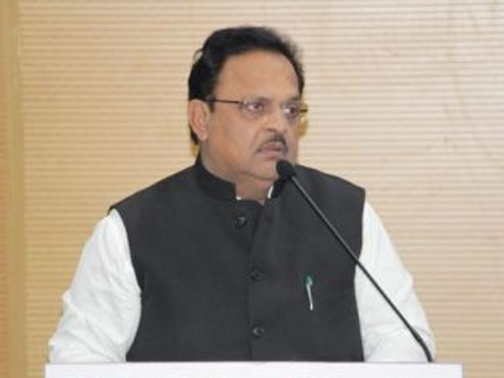 Rajasthan Coronavirus Latest News [Updates]; Health Minister Raghu Sharma On COVID Patients Treatment Says Tocilizumab And Remdesivir Injection Available In All Medical Colleges | चिकित्सा एवं स्वास्थ्य मंत्री बोले- कोरोना के गंभीर मरीजों के लिए सभी मेडिकल कॉलेजों में टोसिलिजुमैब और रेमडेसिवीर इंजेक्शन उपलब्ध कराए जाएंगे