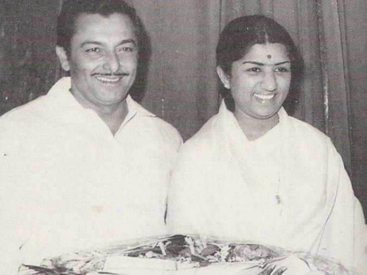 संगीतकार मदन मोहन ने वादा किया था कि उनकी हर फिल्म में लता ही गाना गाएंगी, इसे मौत के बाद भी निभाया गया|बॉलीवुड,Bollywood - Dainik Bhaskar