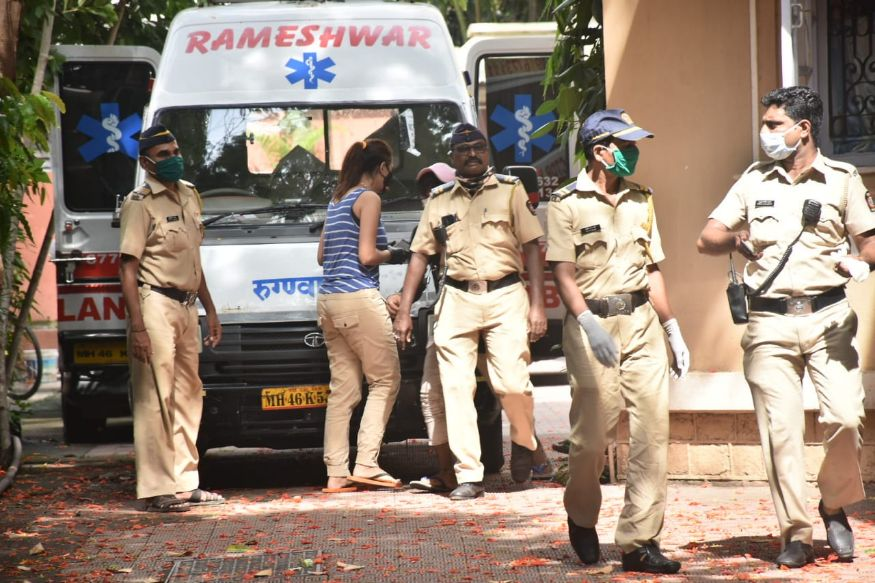 Ambulance driver who carrying body of Sushant is receiving threats KPG