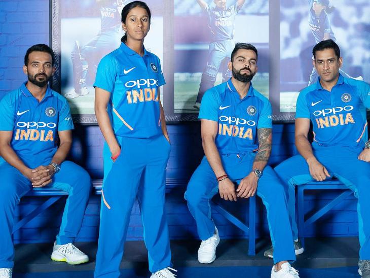 बीसीसीआई ने टेंडर प्रोसेस शुरू की, नाइकी की 370 करोड़ रुपए की 4 साल पुरानी डील सितंबर में खत्म हो रही|क्रिकेट,Cricket - Dainik Bhaskar