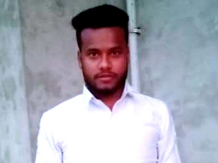 सिद्धार्थनगर में युवक ने पेड़ से लटककर दी जान, मरने से पहले कहा- अगले जन्म में फिर मिलेंगे उत्तरप्रदेश,Uttar Pradesh - Dainik Bhaskar