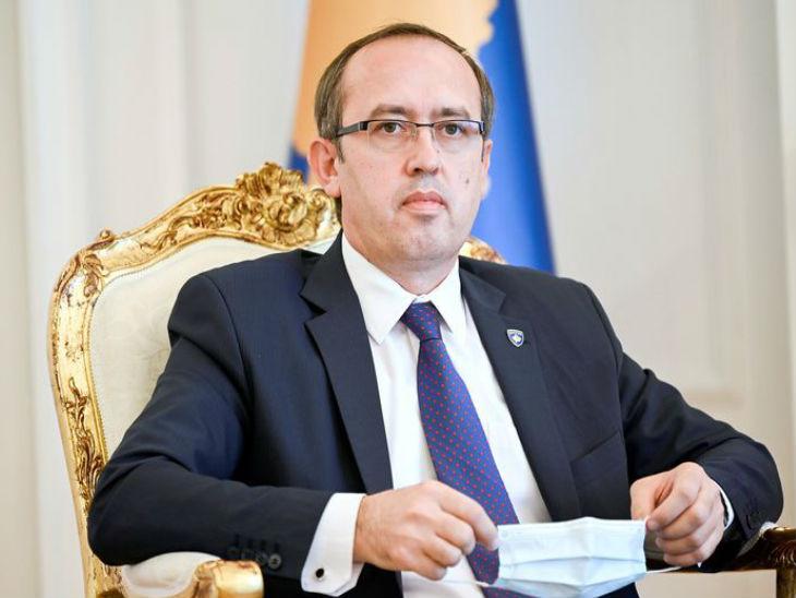 कोसोवा के प्रधानमंत्री अबदुल्ला ने रविवार को फेसबुक पोस्ट के जरिए अपने संक्रमित होने की जानकारी दी।
