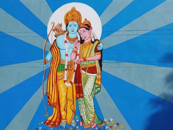 आज अयोध्या में भूमिपूजन किया जाएगा। पीएम मोदी भी इस कार्यक्रम में शामिल होंगे। इसको लेकर अयोध्या को सजाया गया है।