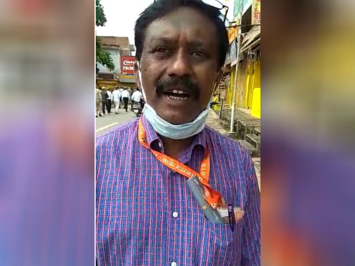 सेवा शारदा पीठ के सक्रिय सदस्य अंजना शर्मा आज मिट्टी लेकर अयोध्या पहुंचे।