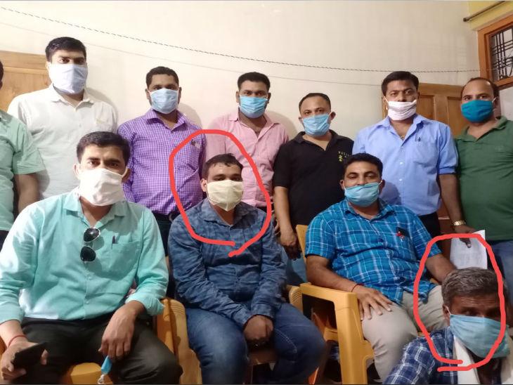 इधर, छतरपुर में बिजली कंपनी के जेई रिश्वत लेते पकड़ा गया।