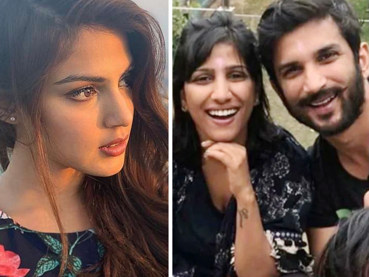 Sushant Singh Rajput Suicide Case: Sushant's Family Lawyer Vikas Singh Claims Rhea Chakraborty Accused That His Sister Priyanka Molested Her | Sushant's girlfriend imposed on her sister Priyanka ...
