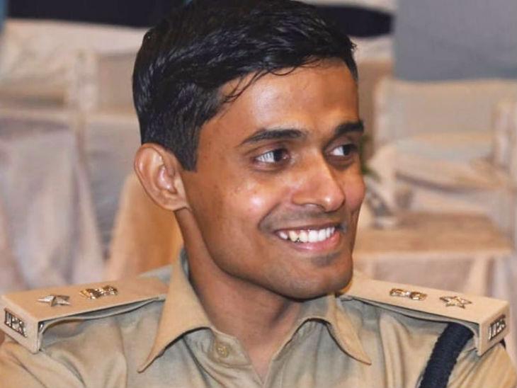आईपीएस विनय तिवारी ने कहा- सुशांत की मौत की वजह के साथ ये जानना भी जरूरी कि आखिर छिपाया क्या जा रहा है|मुंबई,Mumbai - Dainik Bhaskar
