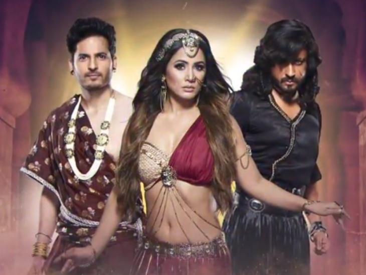 'नागिन 5' के प्रोमो में हिना खान के साथ नजर आए मोहित मल्होत्रा और धीरज धूपर, 9 अगस्त से प्रसारित हो रहे शो में दिखेगी नाग-नागिन और चील की कहानी|टीवी,TV - Dainik Bhaskar
