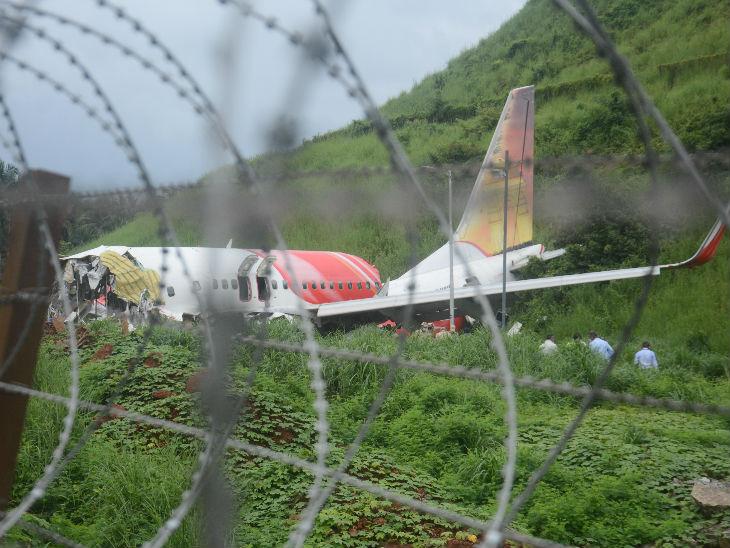 भास्कर इन्वेस्टिगेशन: कोझीकोड में एयर इंडिया फ्लाइट के साथ हुए हादसे की वजह टेबलटॉप रनवे नहीं, गलत टचडाउन ज... - दैनिक भास्कर