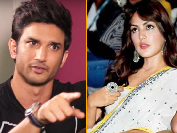 मुंबई पुलिस के सूत्रों ने बताया- मौत से कुछ दिन पहले अभिनेता की रिया के साथ मारपीट हुई थी, एक-दूसरे के परिवार को लेकर हुआ था झगड़ा|बॉलीवुड,Bollywood - Dainik Bhaskar