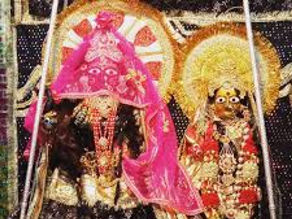 यहां जन्माष्टमी से 5 दिन पहले अपनी प्रियाजी से दूर हो जाते हैं बड़े गोविंदजी मध्य प्रदेश,Madhya Pradesh - Dainik Bhaskar