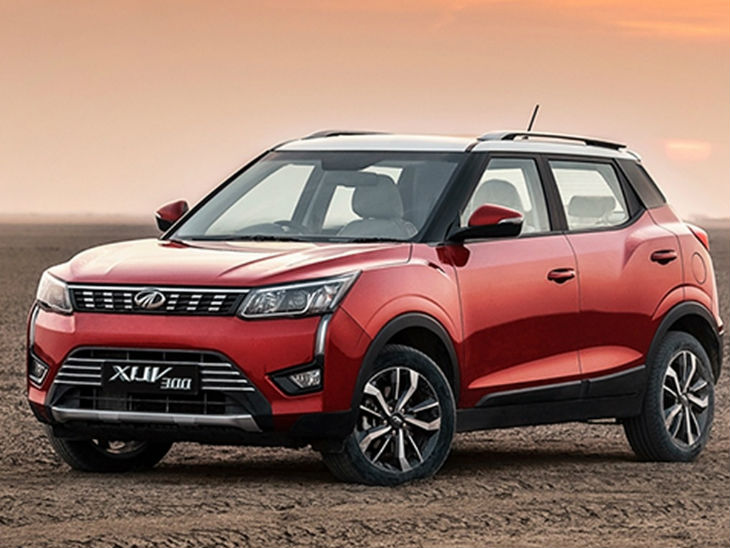 72 हजार रुपए तक सस्ती हुई महिंद्रा XUV300 पेट्रोल, कंपनी ने चुनिंदा डीजल मॉडल्स की कीमत 39 हजार रुपए तक घटाई|टेक & ऑटो,Tech & Auto - Dainik Bhaskar