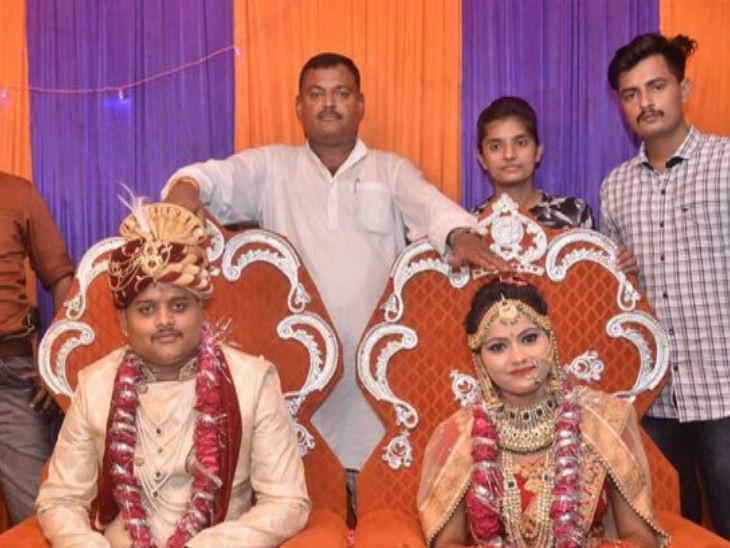 विकास दुबे के गुर्गे अमर दुबे ने नाबालिग से की थी शादी, स्पेशल जज ने किशोर न्याय बोर्ड को ट्रांसफर की पत्रावली|उत्तरप्रदेश,Uttar Pradesh - Dainik Bhaskar