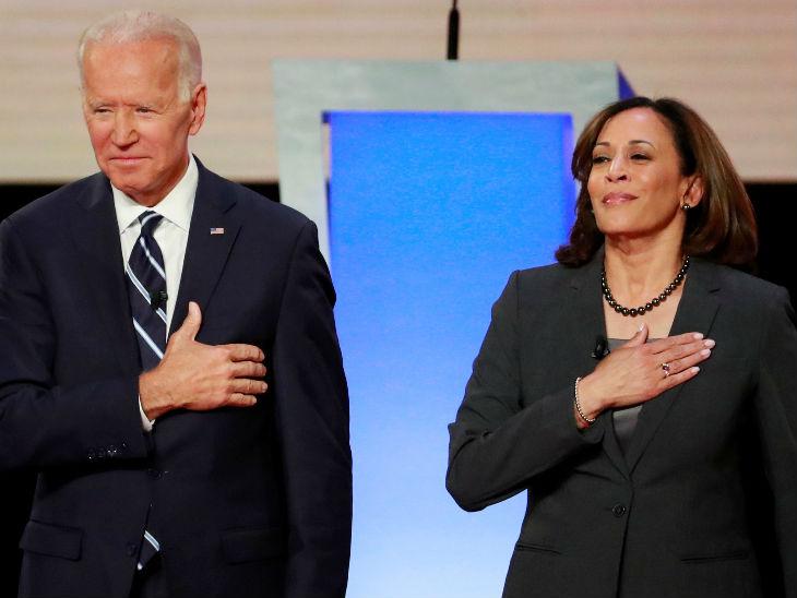 Kamala Devi Harris | US Presidential Elections 2020: Joe Biden Nominated Kamala Devi Harris As Vice Presidential Candidate | बिडेन ने भारतवंशी कमला देवी हैरिस को ही उपराष्ट्रपति पद का उम्मीदवार क्यों बनाया; इसके दो मुख्य कारण ये हैं