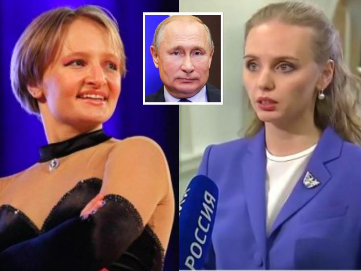 Russia Coronavirus Vaccine Sputnik V Update | President Vladimir Putin Daughter Body Temperature Drops After Vaccinated | राष्ट्रपति पुतिन की बेटी को वैक्सीन देने के बाद शरीर का तापमान गिरा, काफी संख्या में एंटीबॉडीज बनीं; वैक्सीन की पहली आधिकारिक तस्वीर सामने आई