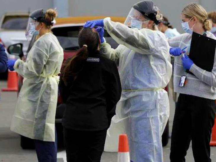 न्यूजीलैंड ने करीब ढाई महीने पहले कोरोना पर काबू पा लिया था। 102 दिन तक कोई मरीज सामने नहीं आया। लेकिन, अब यहां मामले तेजी से बढ़ रहे हैं।