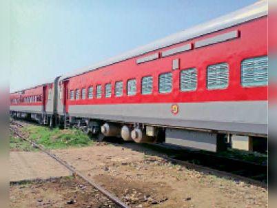 यूपी, बिहार और राजस्थान जाने वाली सभी स्पेशल ट्रेनें दिवाली तक फुल, कई रिग्रेट|गुजरात,Gujarat - Dainik Bhaskar