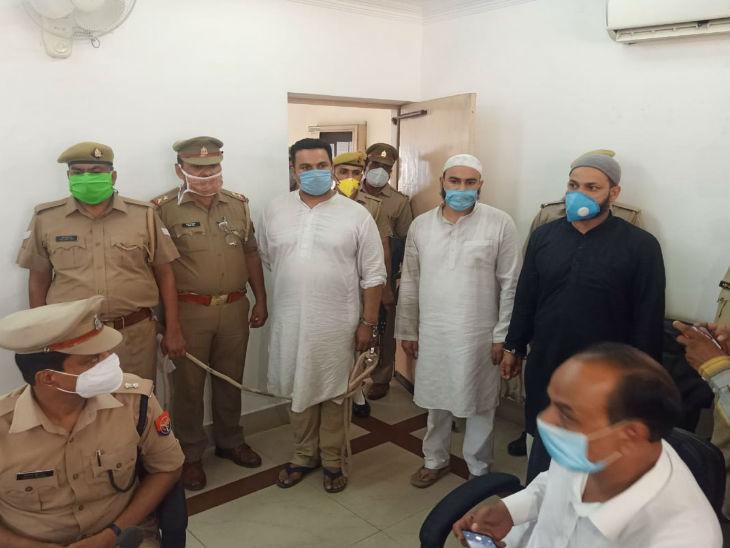 पकड़े जाने के बाद यूपी पुलिस के एनकाउंटर से डरा मोस्ट वांटेड सोहेल उर्फ बार्डर, पंजाब पुलिस से की थी अपने सिपाहियों को साथ भेजने की अपील|उत्तरप्रदेश,Uttar Pradesh - Dainik Bhaskar