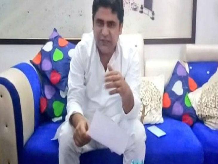 कांग्रेस विधायक के भतीजे पर 51 लाख रुपए का इनाम रखने वाला शाहजेब मेरठ में पकड़ा गया, पुलिस पूछताछ कर रही|उत्तरप्रदेश,Uttar Pradesh - Dainik Bhaskar