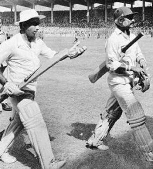 चौहान और सुनील गावस्कर की ओपनिंग जोड़ी 1970 के दशक में काफी सफल रही थी।