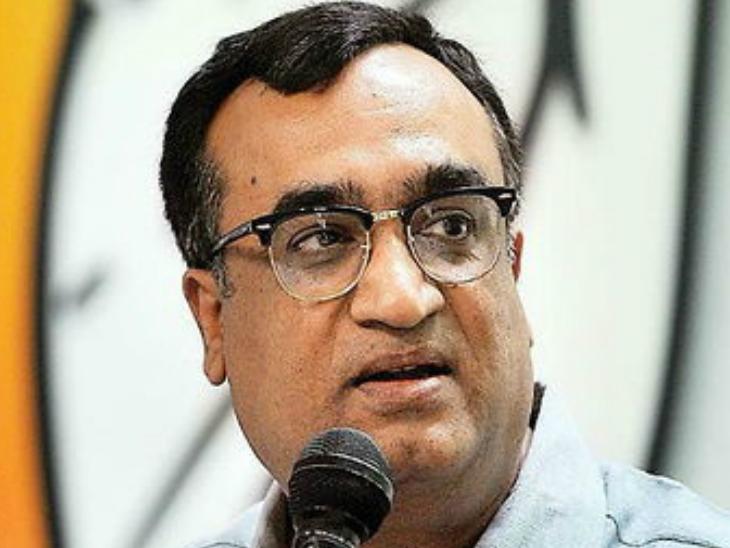 ऑल इंडिया कांग्रेस कमेटी के मुताबिक, अजय माकन तत्काल प्रभाव से अविनाश पांडे की जगह लेंगे। - Dainik Bhaskar